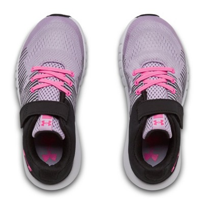 Preschool Girls' Under Armour Pursuit NG AC Running Shoes