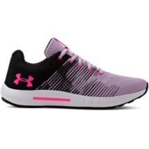Grade School Girls' Under Armour Pursuit Running Shoes