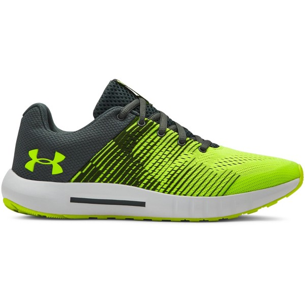 Pitch Gray/High-Vis Yellow