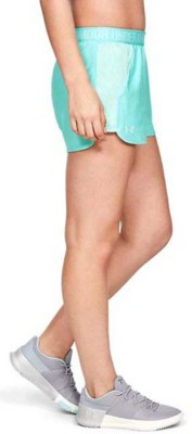 Women's Under Armour Jacquard Play Up Short