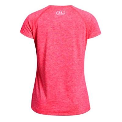 Youth Girls' Under Armour Big Logo Twist T-Shirt
