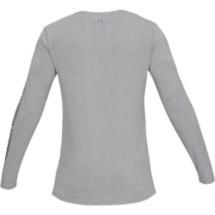 Men's Under Armour Project Rock Hardest Worker Long Sleeve T-Shirt
