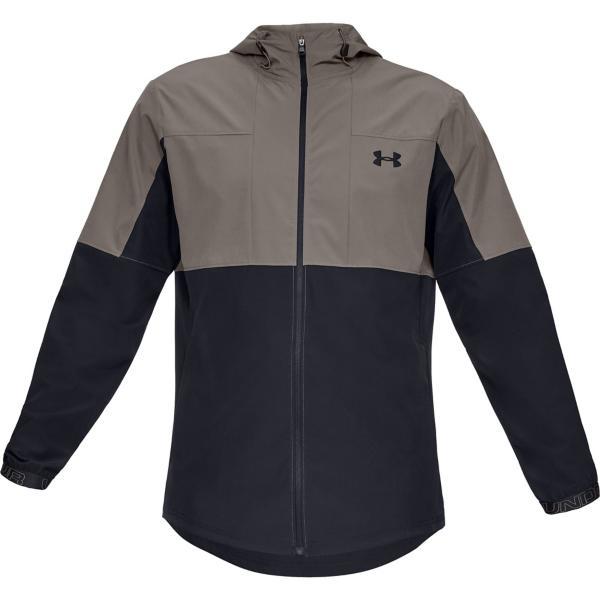 61d4936eb ... Men's Under Armour Vanish Woven Full Zip Jacket Tap to Zoom; Silt Brown