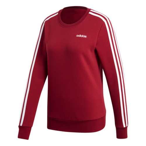 Women's adidas Essentials 3Stripes Crew Sweatshirt