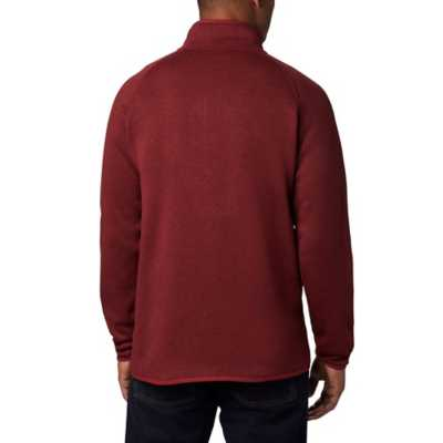 Mens Columbia Canyon Point Sweater Fleece 1/2 Zip