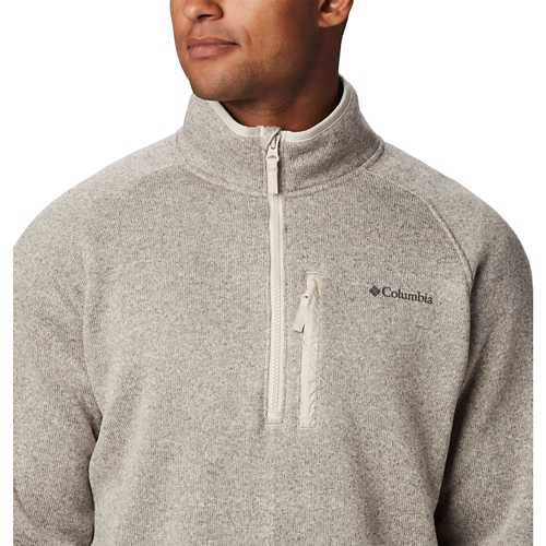 Mens Columbia Canyon Point Sweater Fleece 1/2 Zip