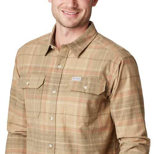 Men's Columbia Flare Gun Corduroy Shirt