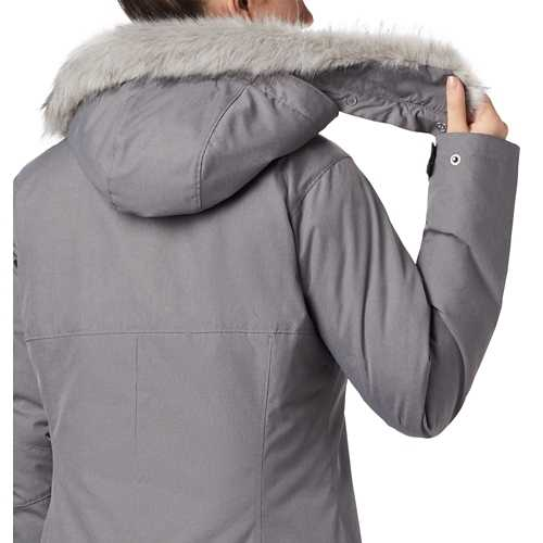Women's Columbia Plus Suttle Mountain™ Long Insulated Jacket
