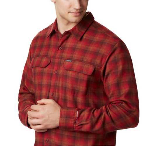 Men's Columbia Silver Ridge 2.0 Flannel Shirt