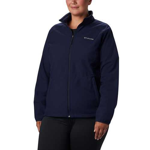 Women's Columbia Kruser Ridge II Softshell Plus Size ...