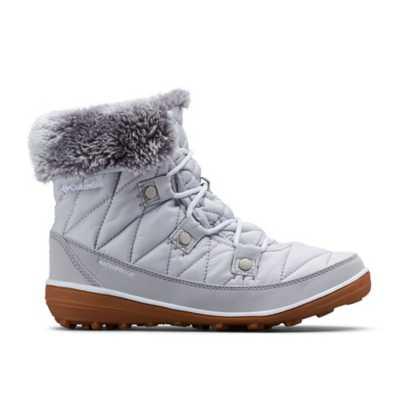 Grey Ice/White
