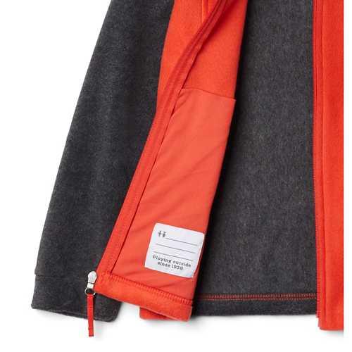 Boys' Columbia Steens Mountain II Fleece Jacket