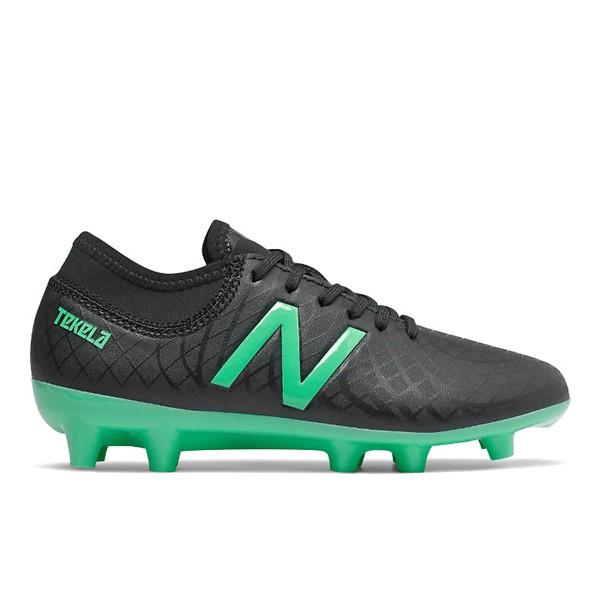 Black/Neon Emerald