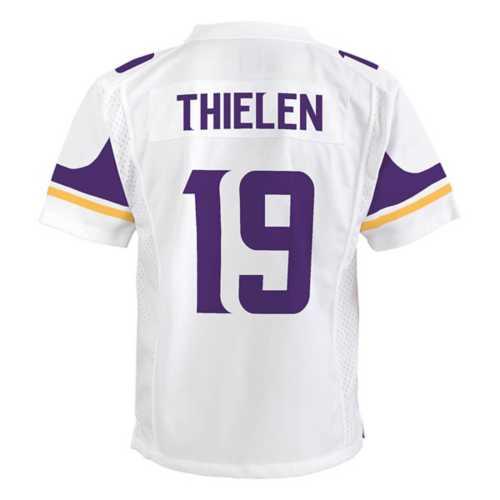 Kids' Nike Minnesota Vikings Adam Thielen Game Jersey