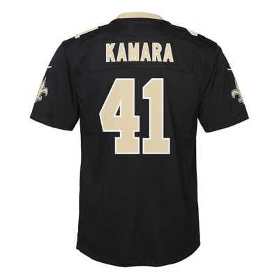 Kids' Nike New Orleans Saints Alvin Kamara Game Jersey