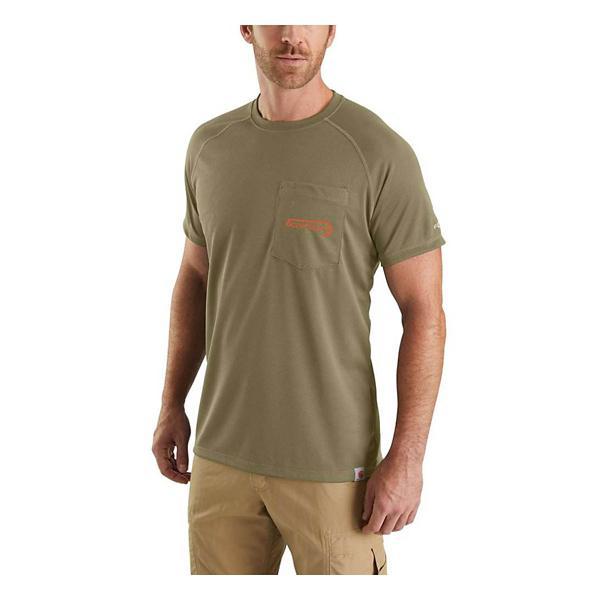 61f5666da Men's Carhartt Force Fishing Graphic T-Shirt | SCHEELS.com