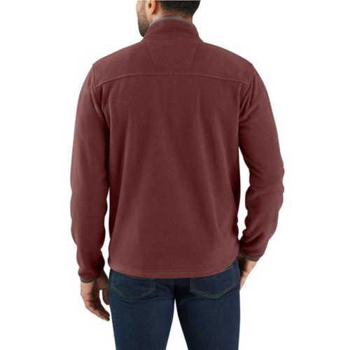 Men's Carhartt Half-Zip Fleece Jacket