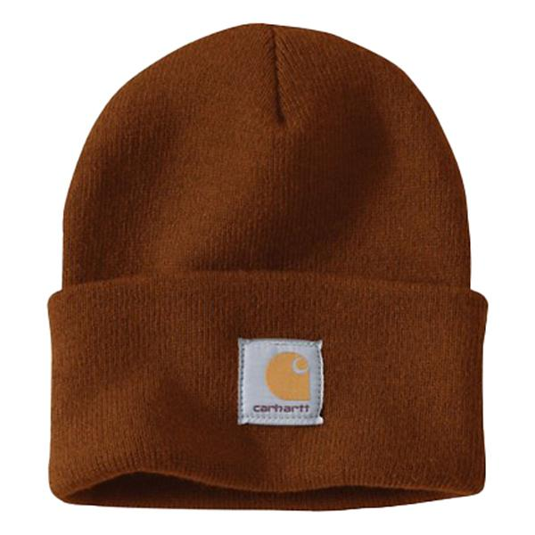 64d20fa23505f2 Tap to Zoom; Henna/Dark Cedar Tap to Zoom; Adult Carhartt Acrylic Watch Hat