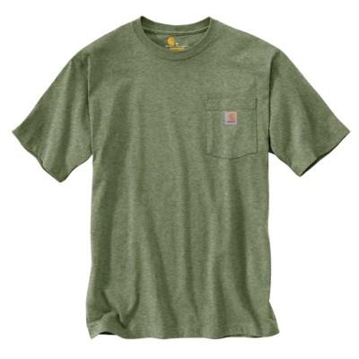 comfortable feel excellent quality classcic Men's Carhartt Workwear Pocket T-Shirt