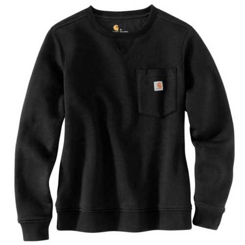 Women's Carhartt Clarksburg Pocket Crew Sweatshirt