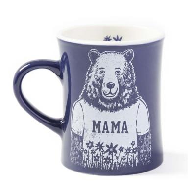 Life is Good Mama Diner Mug