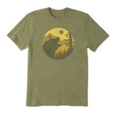 Men's Life is Good Into The WIld Crusher T-Shirt