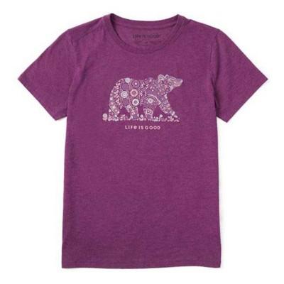 Women's Life is Good Unbearably Beautiful Cool T-Shirt