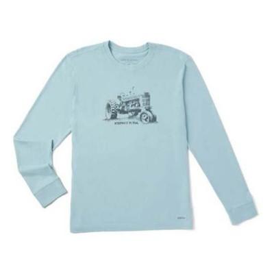 Men's Life is Good Keepin It Rural Crusher Long Sleeve Shirt