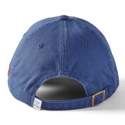 Life Is Good Park Badge Chill Cap
