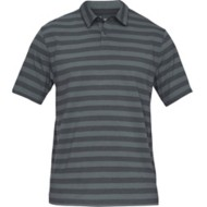 Men's Under Armour Charged Cotton Striped Scramble Polo