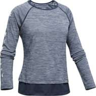 Grade School Girls' UnderArmour Tech Layered Long Sleeve Shirt