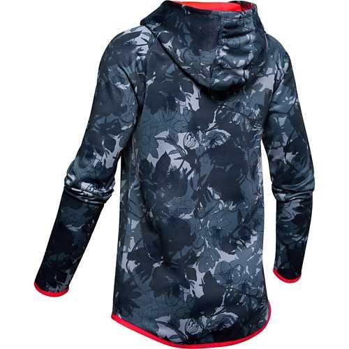 Girls' Under Armour Fleece Armour Novelty Hoodie