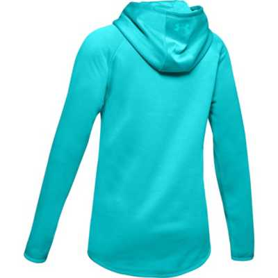 Girls' Under Armour Fleece Armour Branded Hoodie