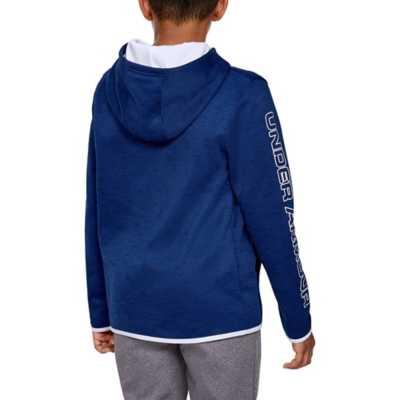 Boys' Under Armour Fleece Armour Branded Hoodie