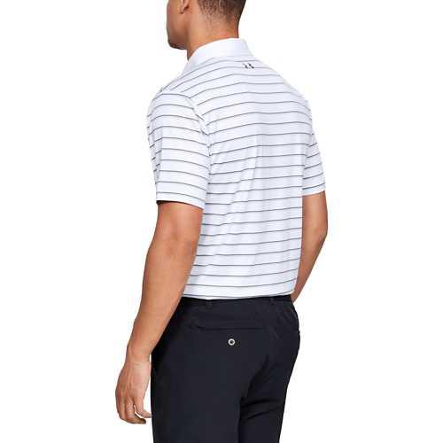 Men's Under Armour Performance Stripe Polo