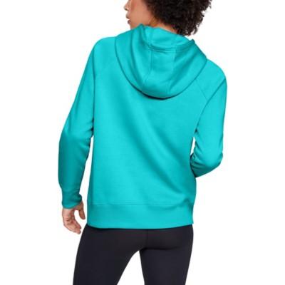 Women's Under Armour Rival Fleece Sportstyle Graphic Hoodie