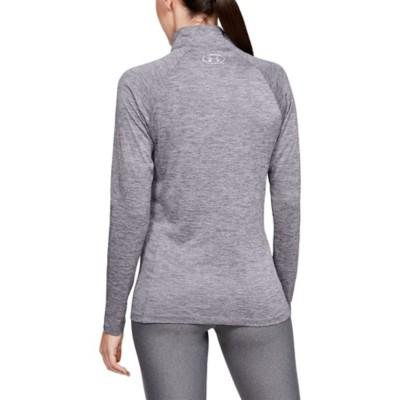 985f629487 Women's Under Armour Tech Twist Long Sleeve 1/2 Zip