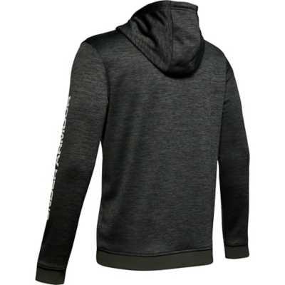 2019 Under Armour Mens Armour Fleece Big Logo Graphic Pullover Hoodie UA Sports