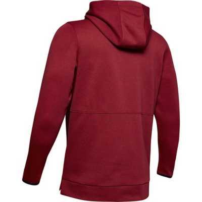 Men's Under Armour Athlete Recovery Fleece Graphic Hoodie