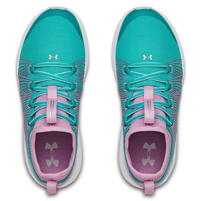 Grade School Girls' Under Armour Infinity 2 Running Shoes