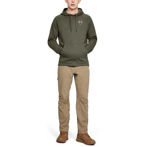 Men's Under Armour Freedom Flag Rival Hoodie