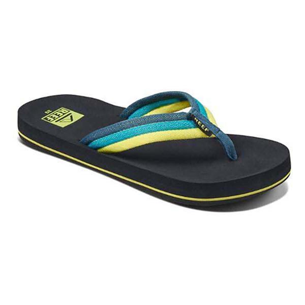 1c93ef344916 Preschool Boys  Reef Ahi Beach Flip Flop Sandals