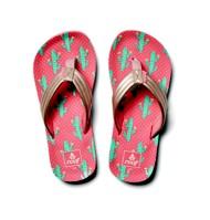 Grade School Girls' Reef Ahi Sandals