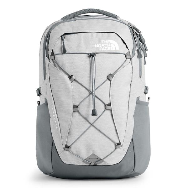 White Melange/Grey
