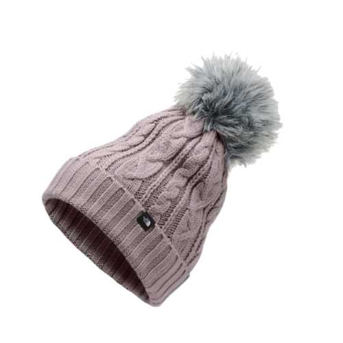 Women's The North Face Oh-Mega Fur Pom Beanie