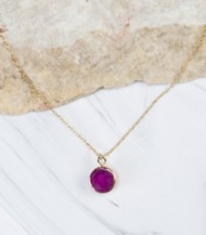 Women's Downeast June Birthstone Pendant Necklace