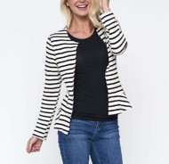 Women's Downeast Stripe Surprise Jacket