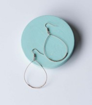 Women's Downeast Teardrop Earring