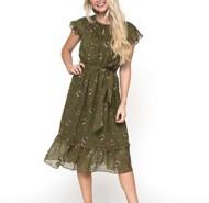 Women's Downeast In Bloom Dress