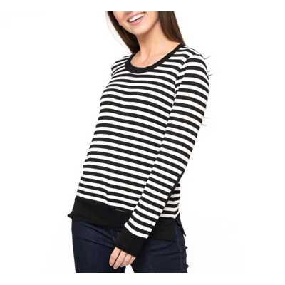 Women's Downeast It's A Thin Line Short Sleeve Shirt